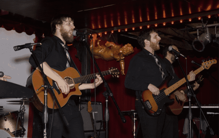 Black Fret Launch: Quiet Company and Erin Ivey at Spiderhouse