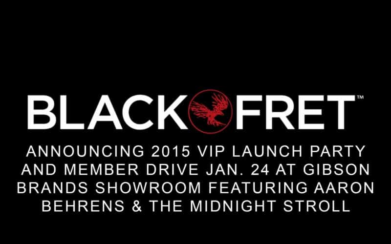 2015 VIP LAUNCH PARTY