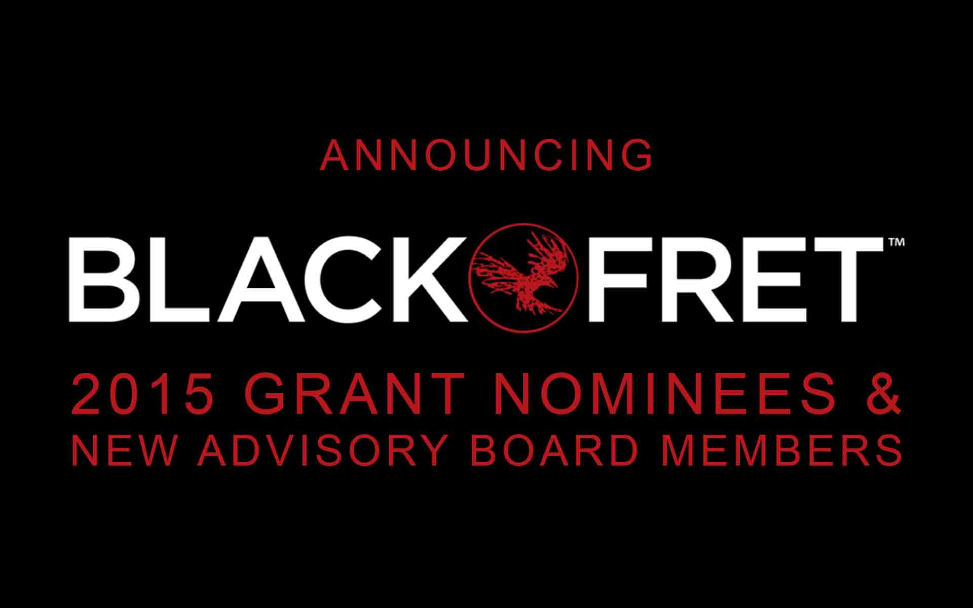 Announcing 2015 Grant Nominees