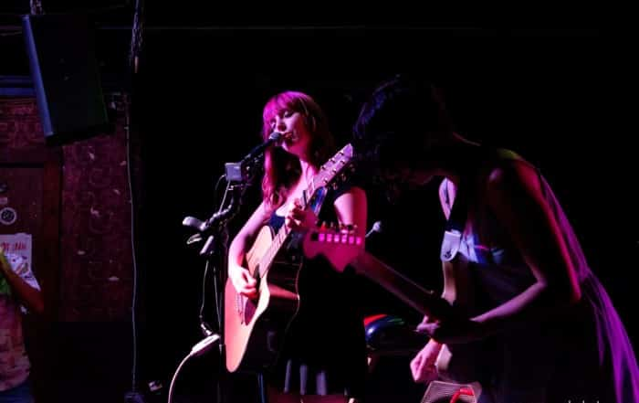 Listening Session: Girl Pilot, Emily Wolfe, The Digital Wild, and The Nightowls