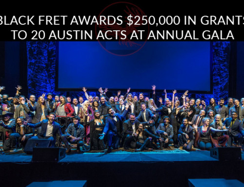 Black Fret awards $250,000 in grants to 20 Austin acts at annual gala