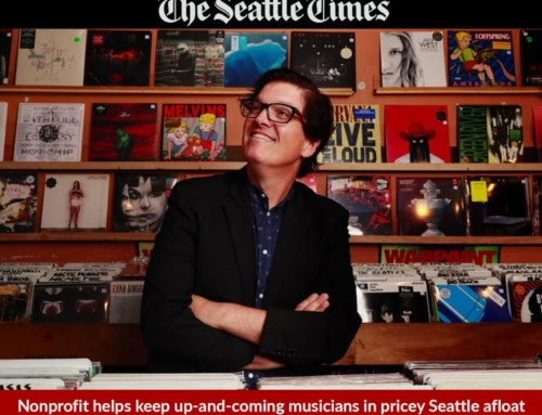 Seattle Times – Nonprofit helps keep up-and-coming musicians in pricey Seattle afloat